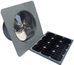 Wall Amp Gable Mounted Fans